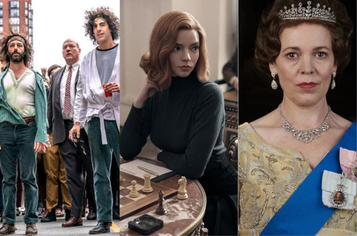 Alcuni dei nominati ai Golden Globe