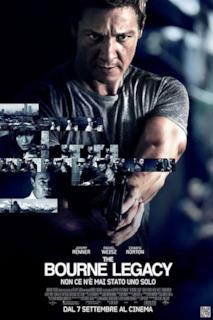 Poster The Bourne Legacy
