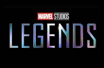 Il logo di Marvel Studios: Legends