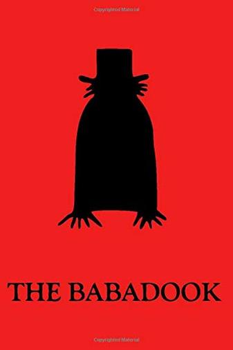 The Babadook Notebook