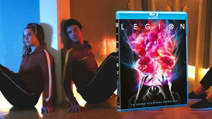 Rachel e David in un'ìimmagine promozionale di Legion - Stagione 1