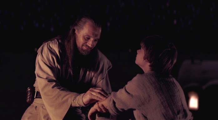 Immagine di Anakin Skywalker e Qui Gon Jinn