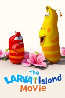 Poster The Larva Island Movie