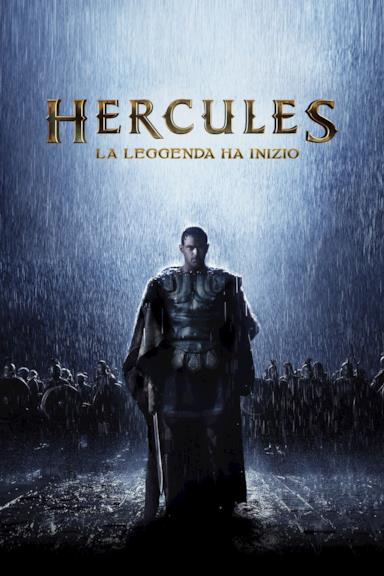Poster Hercules - La leggenda ha inizio
