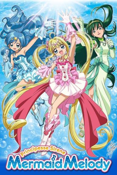 Poster Mermaid Melody - Principesse sirene