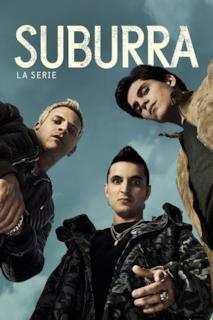Poster Suburra - La serie