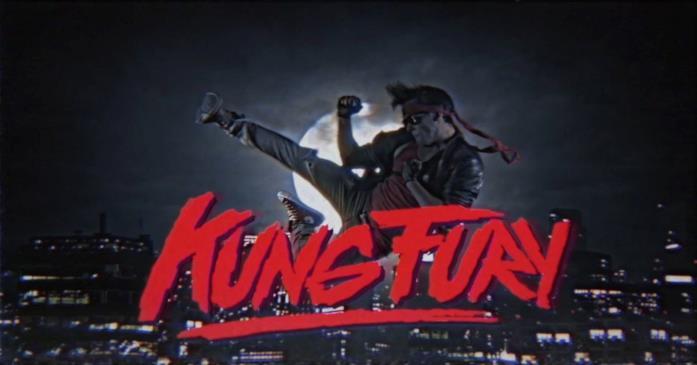 Kung Fury protagonista