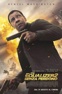 Poster The Equalizer 2 - Senza perdono