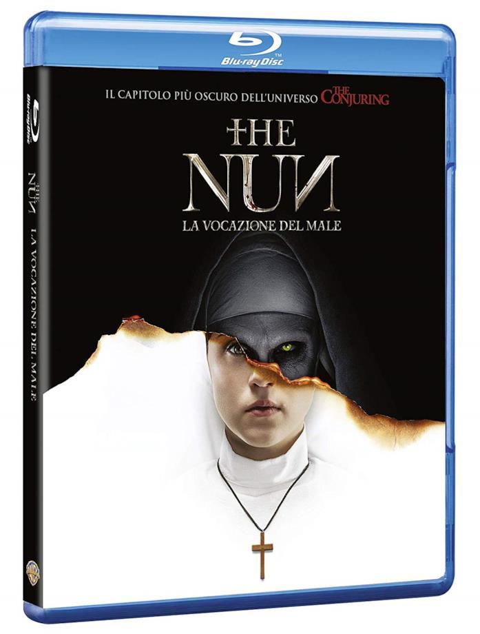 The Nun - La vocazione del male in Blu-Ray