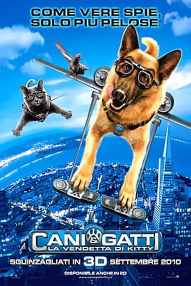 Poster Cani e gatti - La vendetta di Kitty