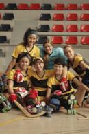 Poster Le ragazze dell'hockey