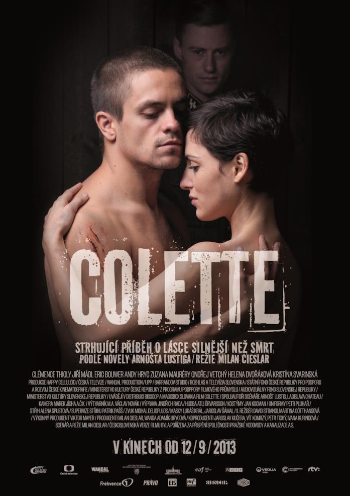 Il poster del film Colette - Un amore più forte di tutto
