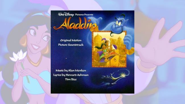 Copertina CD colonna sonora