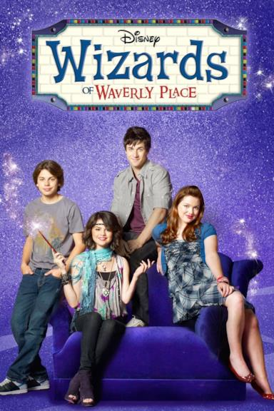 Poster I maghi di Waverly