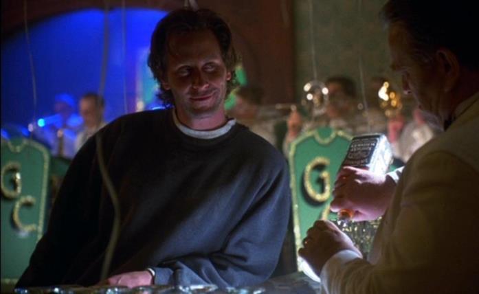 "Jack Torrance nella Gold Room (""Stephen King's The Shining"")"