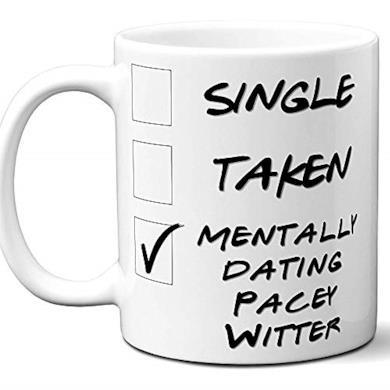 Pacey Witter Mug, Idea regalo Dawson's Creek