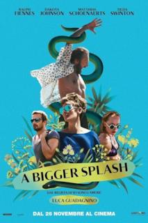 Poster A Bigger Splash