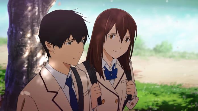 Haruki e Sakura