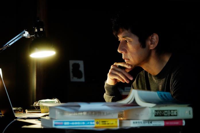 Yusuke Kafuku al lavoro