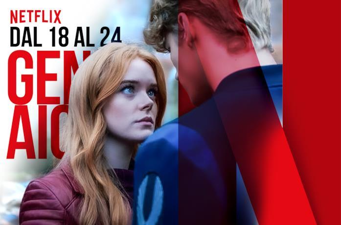 Netflix: programmazione dal 18 al 24 gennaio 2021