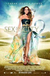 Poster Sex and the City 2