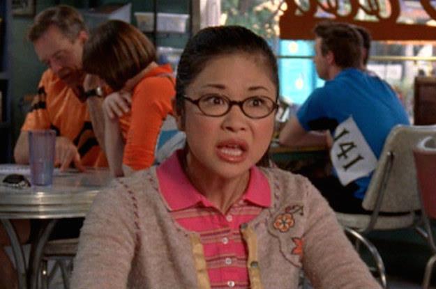 Lane Kim è la migliore amica di Rory in Una mamma per amica