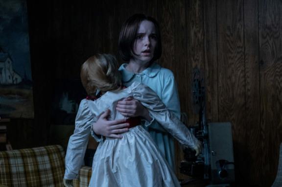 Annabelle 3: la vera figlia dei Warren racconta il terrore provato per la bambola