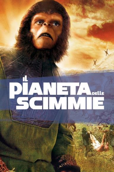 Poster Il pianeta delle scimmie