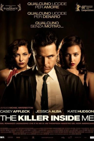 Poster The Killer Inside Me