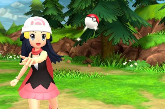 Pokémon Diamante Lucente e Pokémon Perla Splendente per Nintendo Switch