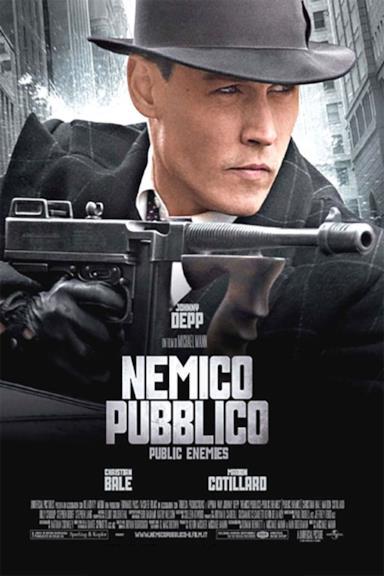 Poster Nemico pubblico - Public enemies