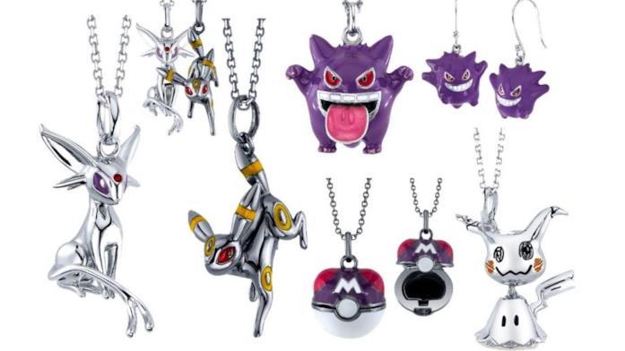 Arrivano i nuovi gioielli RockLove Jewelry a tema Pokémon