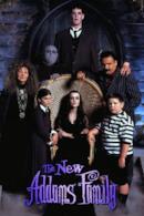 Poster La nuova famiglia Addams