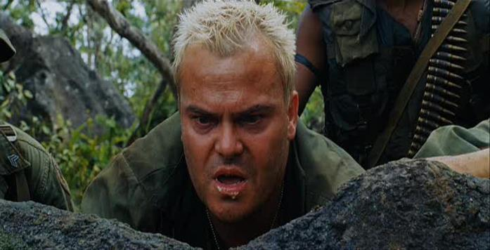 "Jeff ""Fats"" Portnoy in Tropic Thunder"