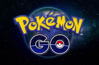 Il logo ufficiale di Pokémon GO