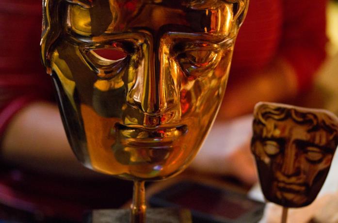 La maschera dei BAFTA