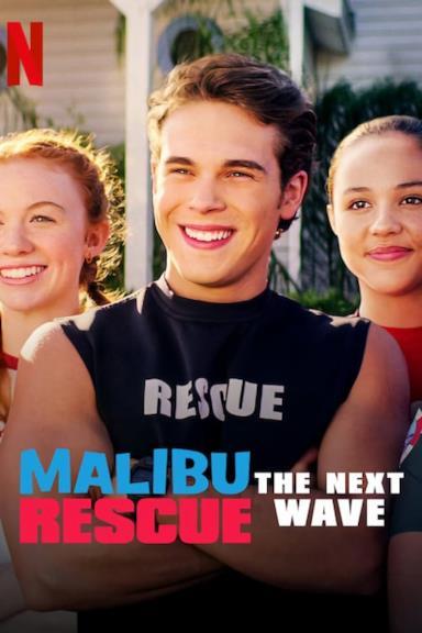 Poster Malibu Rescue: Una nuova onda
