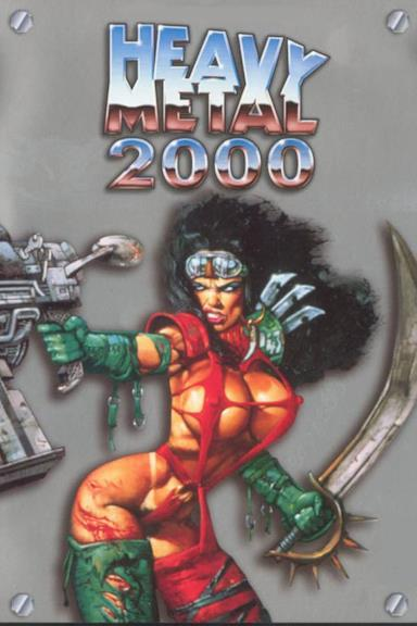 Poster Heavy Metal 2000
