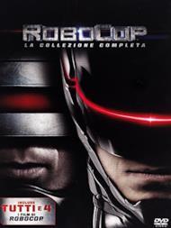 Robocop Collection (4 DVD)