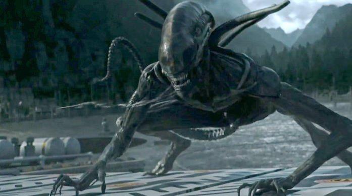 Alien: Covenant, film diretto da RIdley Scott