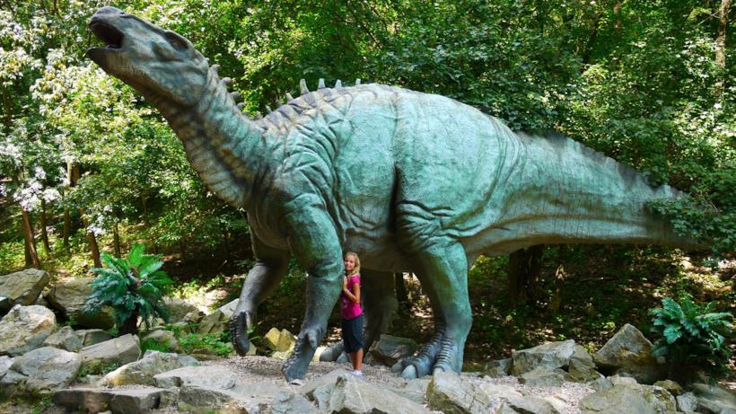 Quanto è grande un Iguanodon?