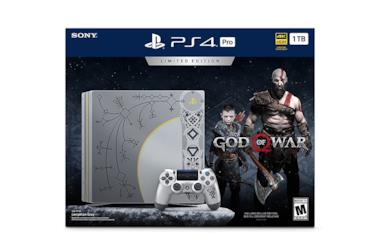 PlayStation 4 Pro 1TB Limited Edition Console