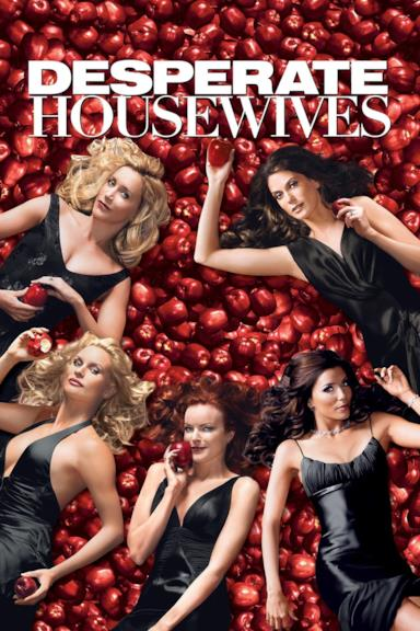 Poster Desperate Housewives - I segreti di Wisteria Lane