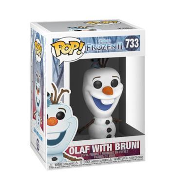 Olaf con Bruni