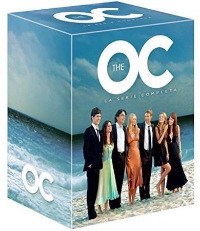 Cofanetto DVD di The O.C. - Stagioni 1-4