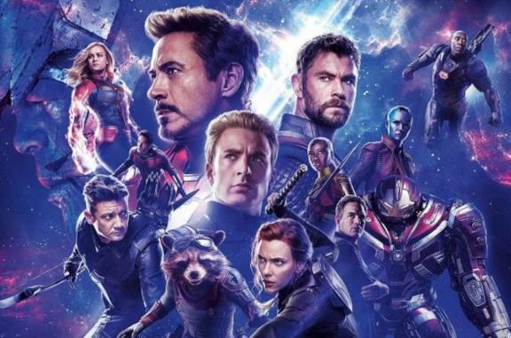 Immagine promozionale di Avengers: Endgame