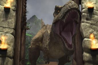 Jurassic World: Camp Cretaceus, la serie animata Netflix si mostra nel primo teaser trailer
