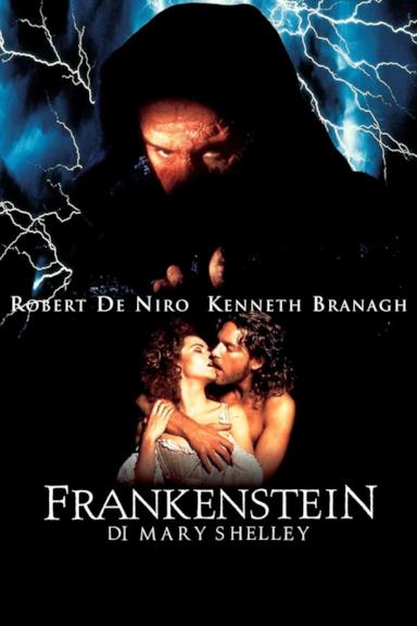 Poster Frankenstein di Mary Shelley