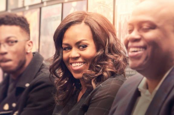 Becoming: la mia storia, 5 anticipazioni dal nuovo trailer del documentario su Michelle Obama