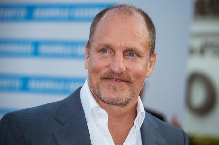 Woody Harrelson sul red carpet